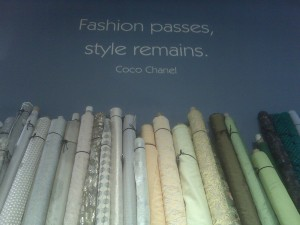 Fashion Passes...