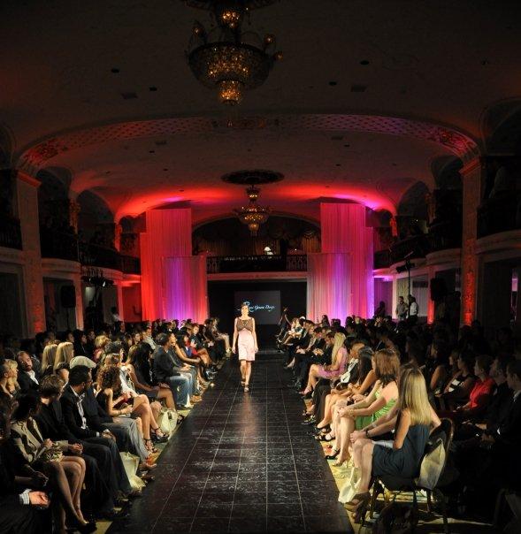 interior event shot